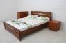 Каролина деревянная кровать (с изножьем) Микс-Мебель 1