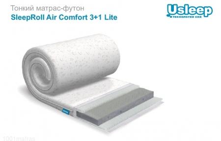 Матрас-футон SleepRoll Air Comfort 3+1 Lite (Usleep)